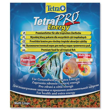 Tetra Pro Energy energetické krmivo pro ryby sáček 12 g