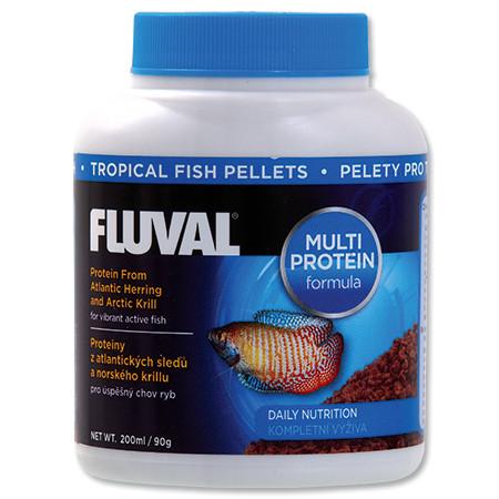 Hagen Fluval Tropical Pellets krmivo pro tropické ryby v peletách 200 ml