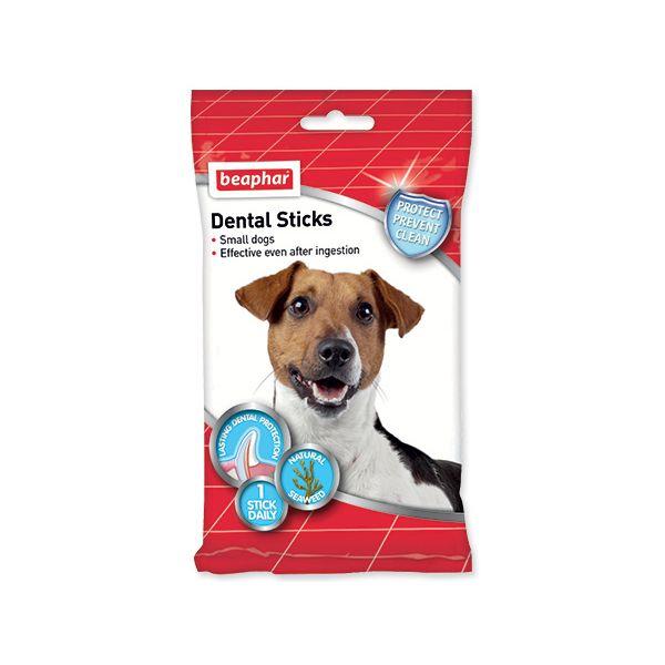 Pochoutka BEAPHAR dentální tyčinky pro malé psy 112 g