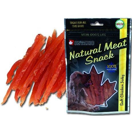 Ontario Snack Soft Chicken Jerky