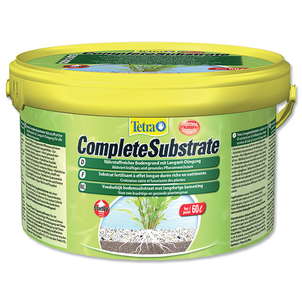 Tetra Plant Complete Substrate kompletní substrát pro akvária 2,5 kg