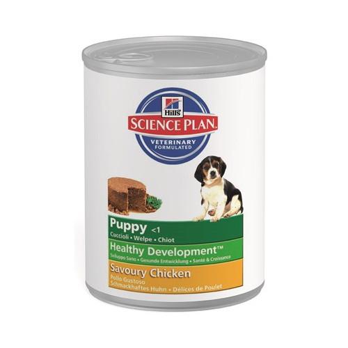 Hill's Canine konz. Puppy 370 g