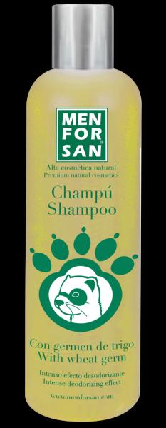 Menforsan Velmi jemný šampon proti zápachu pro fretky 300 ml
