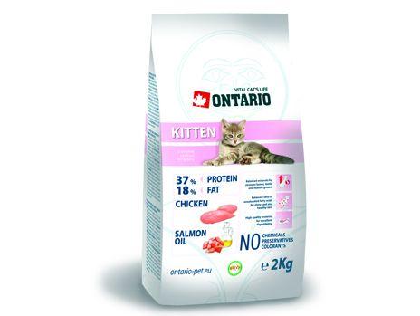 Ontario Kitten 2 kg