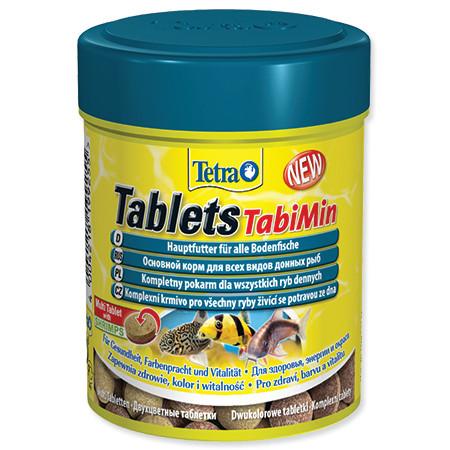 Tetra TabiMin krmivo pro ryby žijící u dna 275 tablet