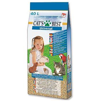Cats Best Universal podestýlka 40 l