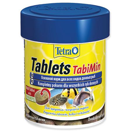 Tetra TabiMin krmivo pro ryby žijící u dna 120 tablet