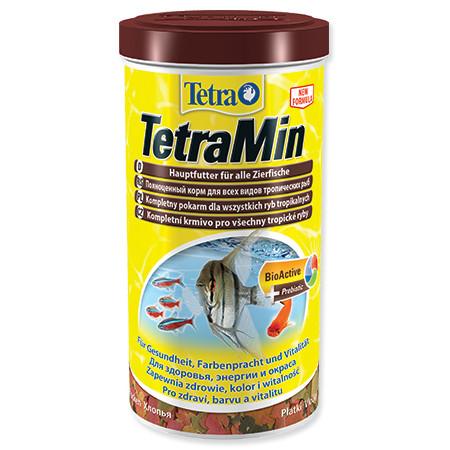 Tetra Min vločkové krmivo pro ryby 1 l