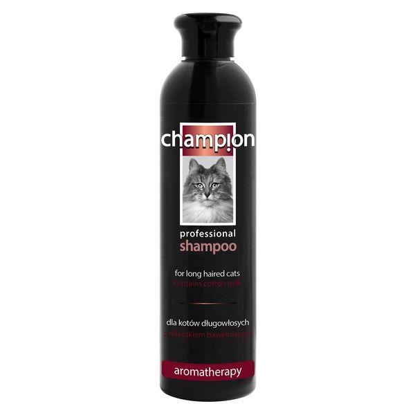 Champion Šampon pro kočky s dlouhou srstí 250 ml