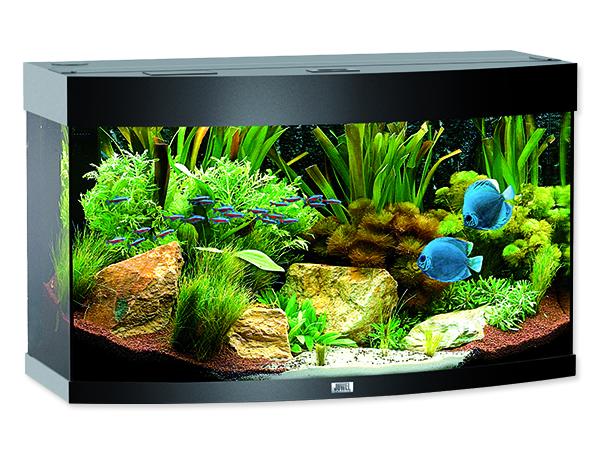 Juwel Vision 180 akvárium set černý 92x41x55 cm, objem 180 l