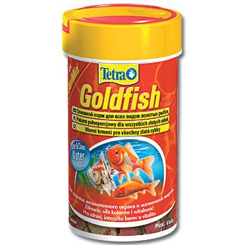 Tetra Goldfish vločkové krmivo pro zlaté rybky 100 ml