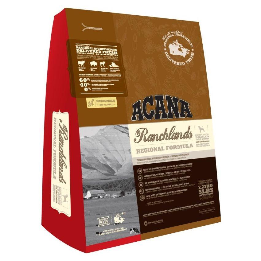 Acana Dog Ranchlands 2,27 kg