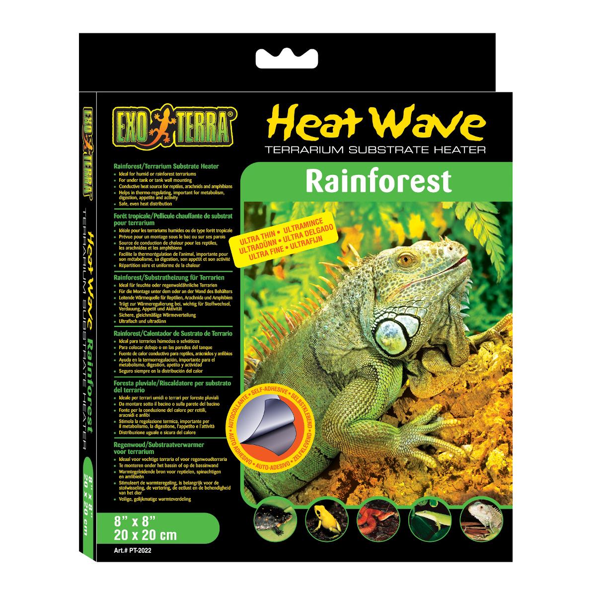 Deska topná EXO TERRA Heat Wave Rainforest