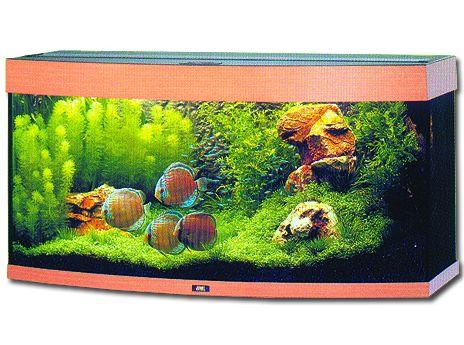 Juwel Vision 260 akvárium set buk 121x46x64 cm, objem 260 l