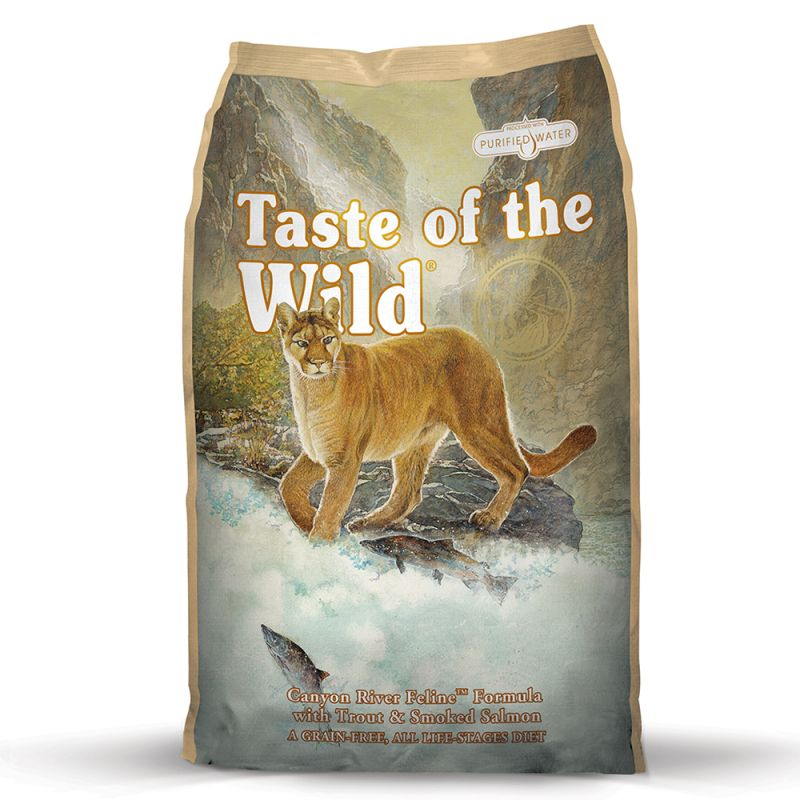 Taste of the Wild kočka Canyon River Feline 2 kg
