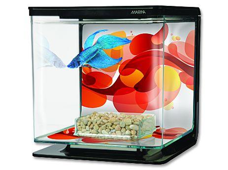 Hagen Marina Betta Kit Sun Swirl akvárium plastové 2 l