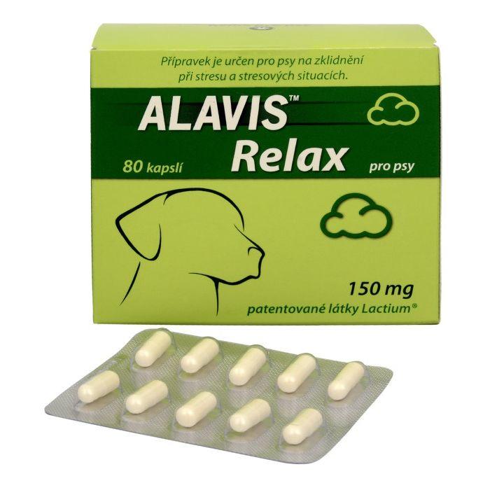 Alavis Relax 150 mg pro psy, 80 tablet
