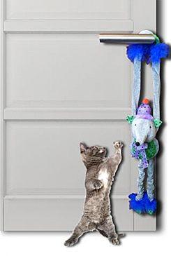 Papillon hračka plyš Myš 45cm, závěs.
