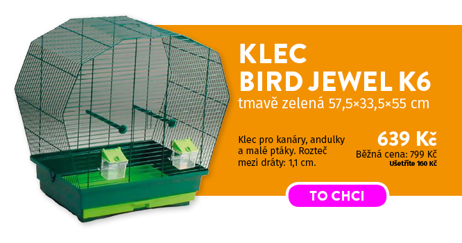 Klec Bird Jewel K6