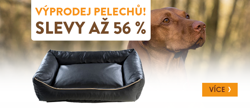 Labet.cz vyprodává psí pelechy!