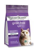 Arden Grange Cat Light Chicken & Potato - kuřecí & brambory pro kočky s nadváhou 2 kg