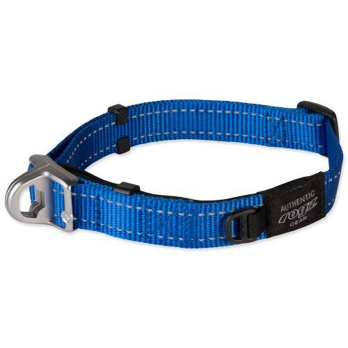 Obojek ROGZ Safety Collar modrý L 1ks