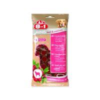 8in1 Minis Lamb & Cranberry - jehněčí & brusinky pochoutka pro psy 100 g