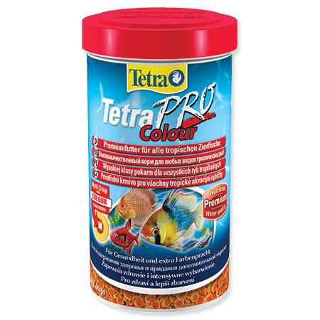 Tetra Pro Colour krmivo pro ryby s karotenem 500 ml