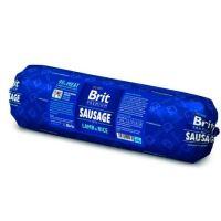 Brit Sausage Lamb & Rice 800 g