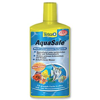 Tetra Aqua Safe prostředek pro úpravu vodovodní vody 500 ml