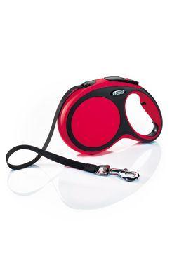 Flexi vodítko Comfort New páska červené L - 8 m