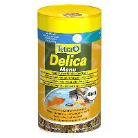 Tetra Delica Menu směs vločkových krmiv 100 ml