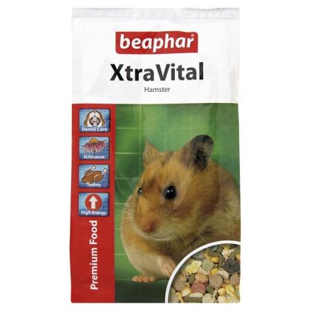 Krmivo BEAPHAR XtraVital křeček 500 g