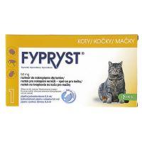 Fypryst Antiparazitní pipeta pro kočky