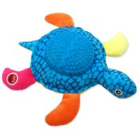 Hračka LET`S PLAY želva modrá 22 cm