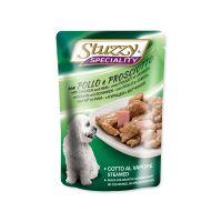 Kapsička STUZZY Dog Speciality kuře + šunka 100 g