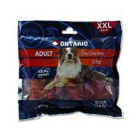Ontario Snack Dry Chicken Jerky Fillet 500 g