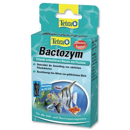 Tetra Bactozym enzymkoncentrát a aktivní bakterie 10 kapslí