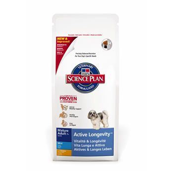 Hill's Science Plan Canine Dry Mature Adult Mini 3 kg
