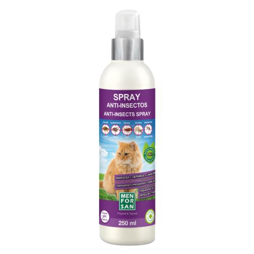 Menforsan Repelentní sprej s margózou pro kočky 250 ml