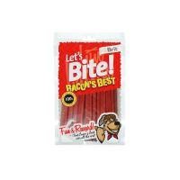 Brit pochoutka Let's Bite Bacon's Best 105g NEW