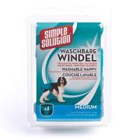 Simple Solution Pratelné plenky pro psy, velikost M