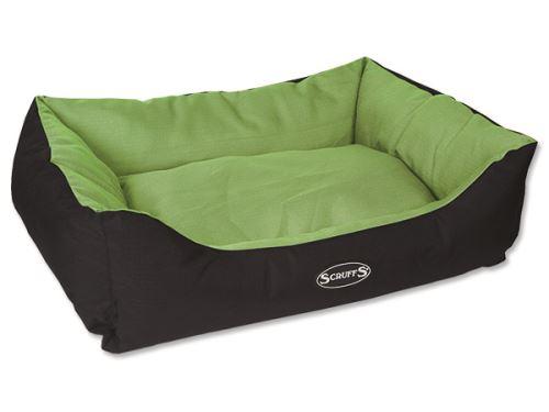 Scruffs Expedition Box Bed pelech pro psy limetkový - velikost L