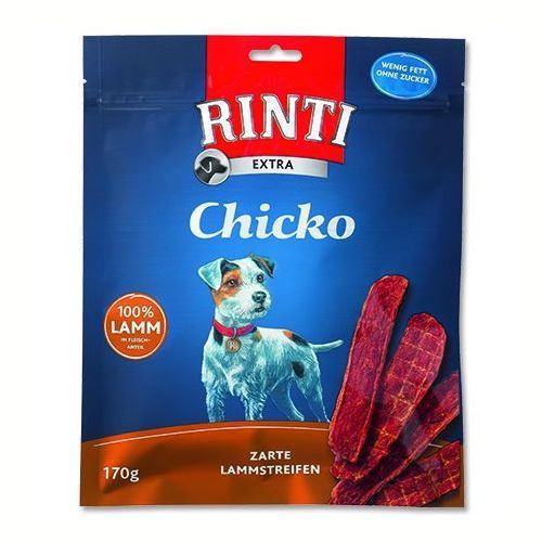 Pochoutka Rinti Extra Chicko jehněčí 170 g