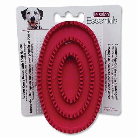Le Salon Essentials Dog masážní hřeblo pro psy dlaňové
