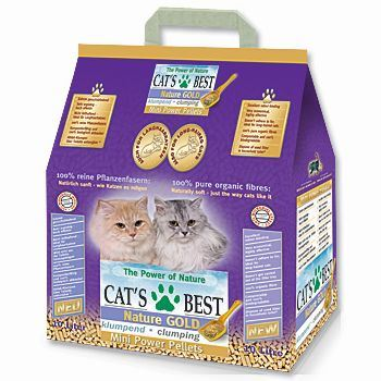 Cats Best Nature Gold podestýlka 10 l