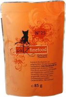 Catz Finefood No.25 Kapsička - kuře & tuňák pro kočky 85 g