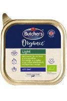 Butcher's Dog Organic Light s hovězím vanička 150g