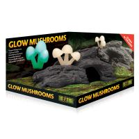 Úkryt EXO TERRA Glow Mushrooms