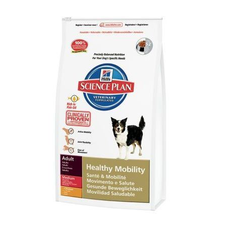 Hill's Science Plan Canine Dry Mobility Medium